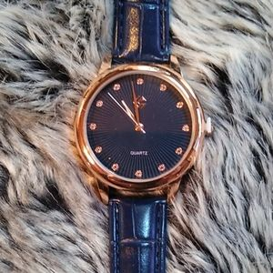 Rose Goldtone Watch